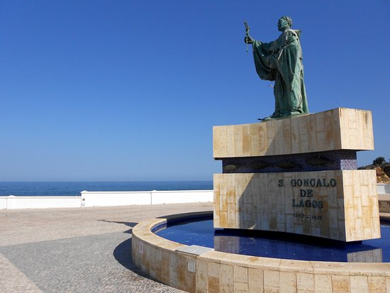 Statue of Sao Goncalo