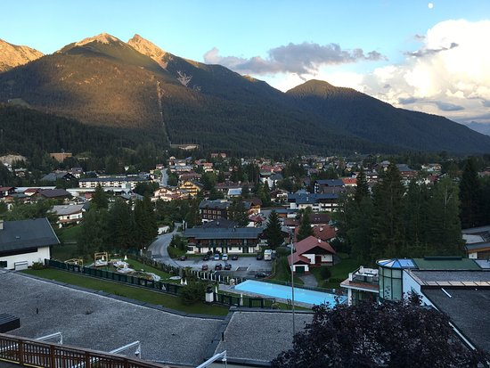Reith bei Seefeld, Österreich: Seefeld blick