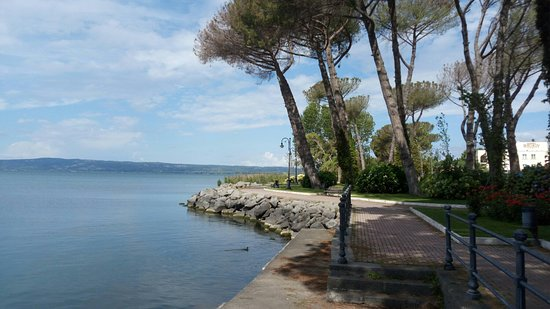 Lake Bolsena, Włochy: On the road