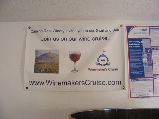 Los Lunas, New Mexiko: Wine Cruise Advertizement