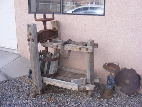Los Lunas, New Mexiko: Old Time Wine Press