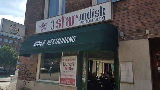 3 star indisk restaurang sundbyberg
