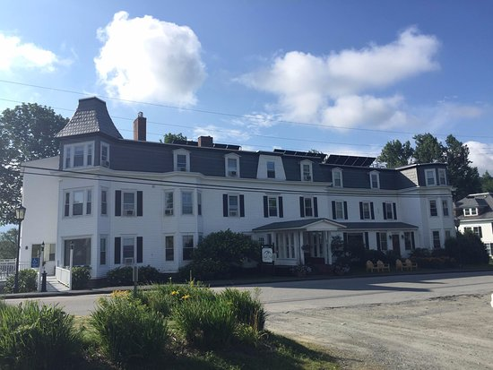 Sugar Hill, NH: The beautiful Inn at Sunset Hill