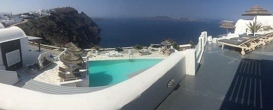 Santorini Princess: Maravillosas vistas