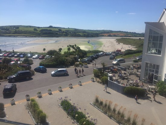 Inchydoney Island Lodge & Spa: View from 411