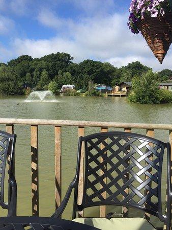 Sumners pond cafe