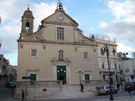 Santeramo in Colle, Italia: Dedicata a Sant'Erasmo