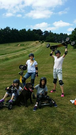 Ride the Hill Mountainboard Centre : photo2.jpg