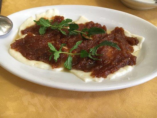 Villasalto, Italia: Bontà proposte dallo chef