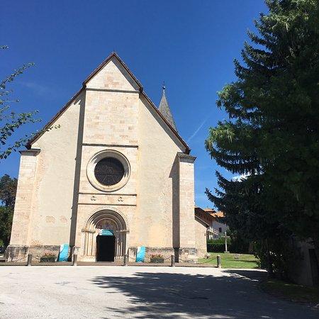 Sanzeno, Włochy: Basilica SS. Martiri