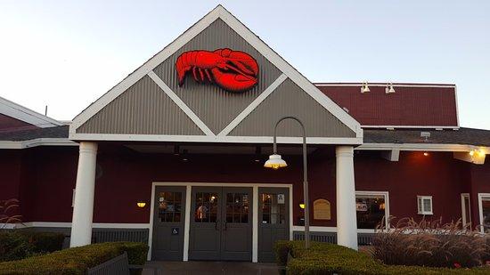 Red Lobster La Mesa Entrance