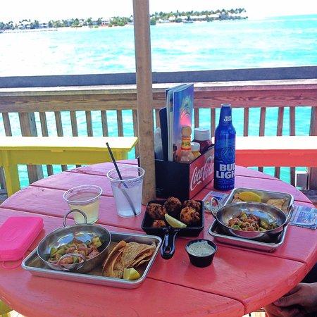 Sunset Pier : Tuna Ceviche