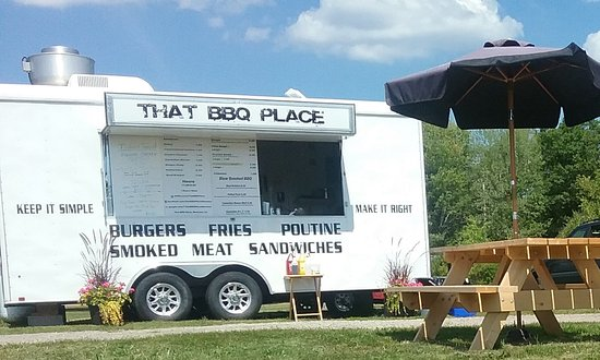Marmora, Canada: That BBQ Place