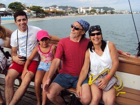 Canasvieiras, SC: Nos vamos de pirateo!!