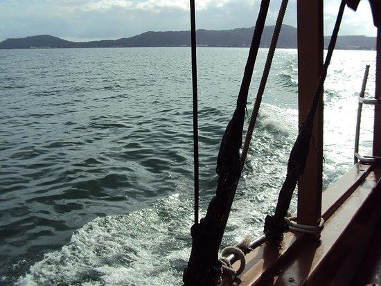 Canasvieiras, SC: Navegando rumbo a la isla
