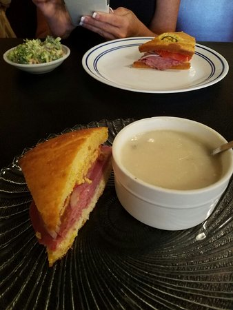 Jefferson, Teksas: Lunch!!