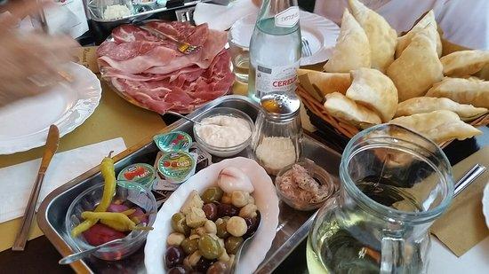 Zola Predosa, Italia: Tutto buonissimo complimenti