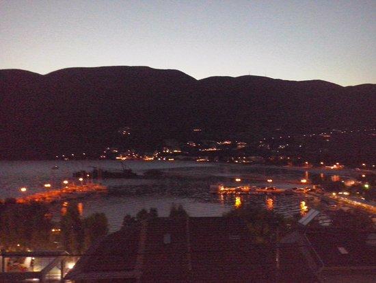 Pogled sa balkona Vasiliki blue