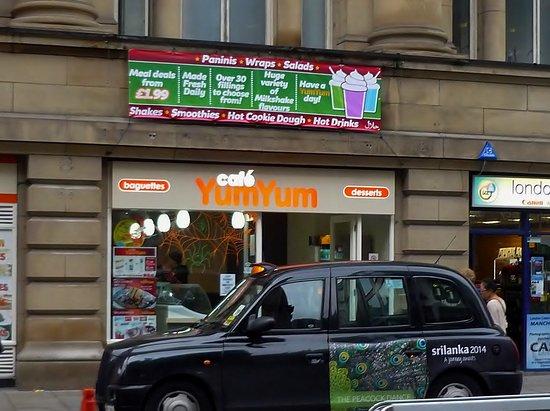 Cafe YumYum, Manchester