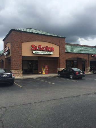Kendallville, IN: Si Senor Mexican Restaurant