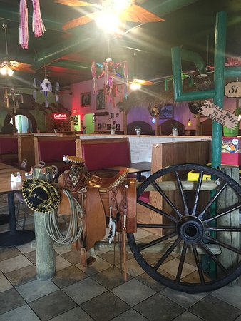 Kendallville, Ιντιάνα: Si Senor Mexican Restaurant
