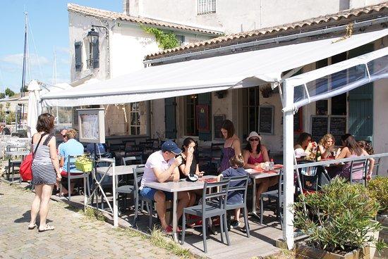 Restaurant Ilot Saint Martin De Re
