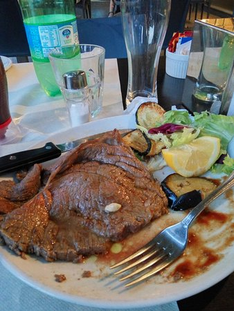 tasteless steak don't even bother to try
