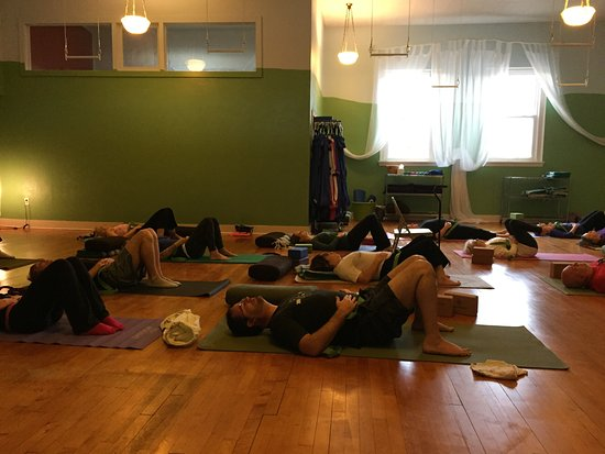 Fairborn, OH: Yoga for all levels