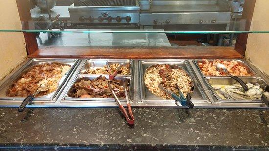 Chula Vista, Californië: some of the buffet dishes