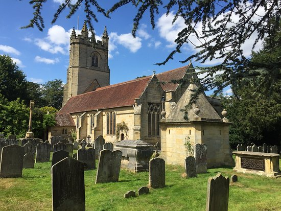 St Mary's Chiddingstone Church