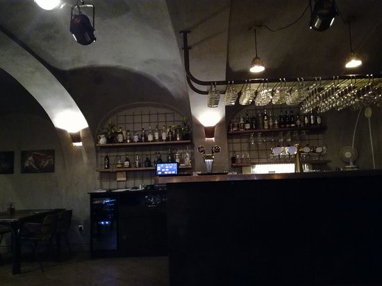 Susice, Tsjechië: Bar