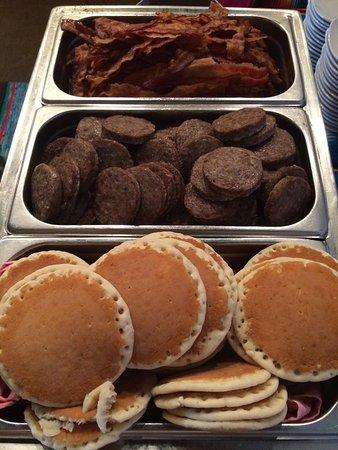 Round Rock, TX: Buffet Fruit