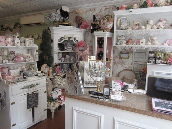 Port Jefferson, estado de Nueva York: Charming gift shop