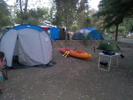 Parque Campismo Idanha-a-Nova