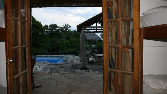 Playa Hermosa, Nicaragua: steps from the pool
