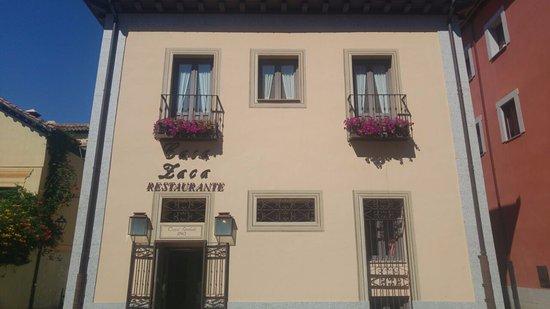 imagen Casa Zaca en Real Sitio de San Ildefonso