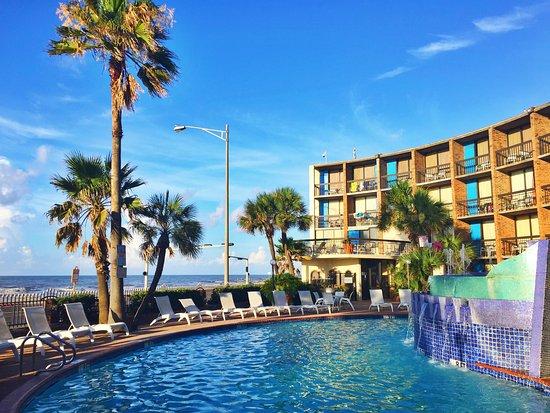 科墨多爾海灘飯店照片