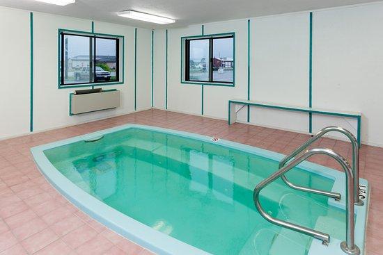 Gilman, Ιλινόις: Spa (Hot Tub)