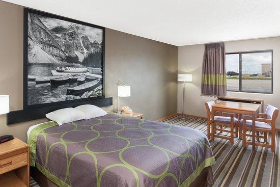 Gilman, Ιλινόις: King Bed