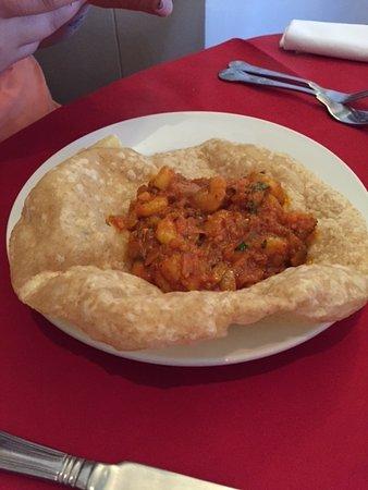 Gurkha Chef: Prawn puri