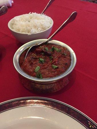 Gurkha Chef: Nepalese lamb