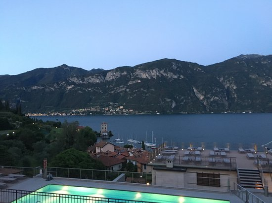 Hotel Belvedere Bellagio: View from Dinner