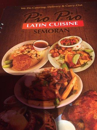 Pio Pio Latin Cuisine