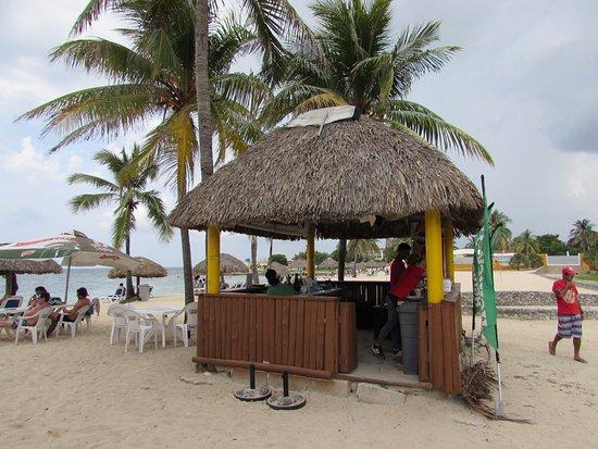 Club Havana: The beach at Club Habana