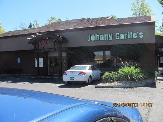 Johnny Garlic's Santa Rosa CA