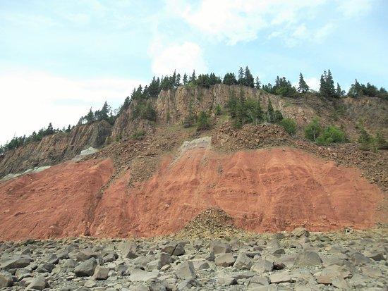Five Islands, Canadá: plage cachée