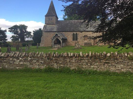 Herefordshire, UK: Dewsall
