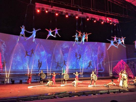 Театрально-цирковое шоу Аргонавты