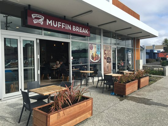 Browns Bay Muffin Break
