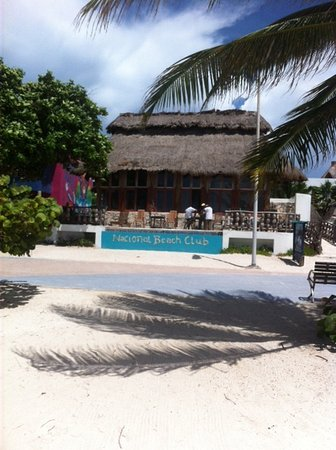 Nacional Beach Club & Bungalows Foto